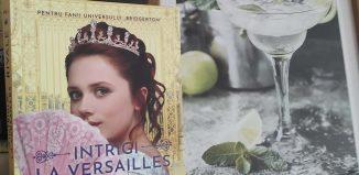 Intrigi la Versailles. Vol.1 Rivale - Christine Feret-Fleury - Editura Epica – recenzie