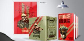Camarazi de front - Batalion de marș – Gestapo - Monte Cassino - Lichidați Parisul - General SS de Sven Hassel - Editura Nemira - recenzie