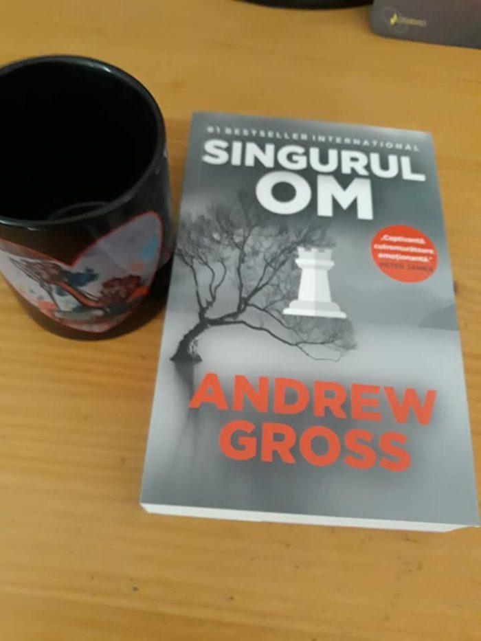 Singurul OM de Andrew Gross - Preda Publishing - recenzie