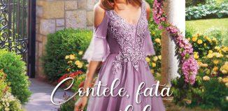 Contele, fata și copilul de Vanessa Riley - Colecția Iubiri de poveste