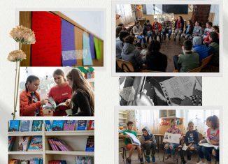 Centrul de distracții literare Fanbook -Str. Imaginației